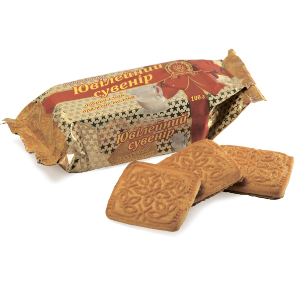 PACKAGED BISCUIT
