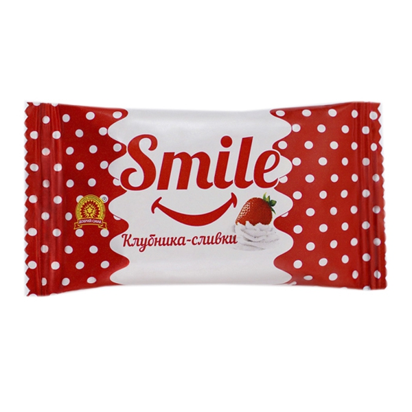 Sweets Smile «Strawberry and Cream»