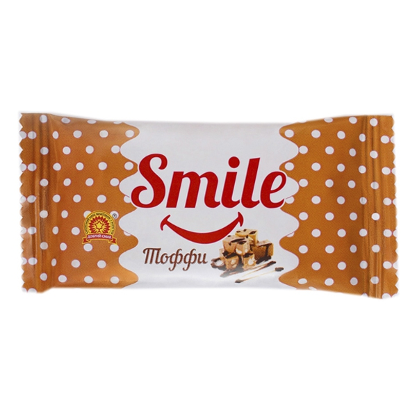 Sweets «Smile «Toffi»